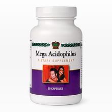Как вылечить грибок ног: Мега Ацидофилус